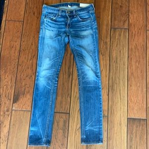 "Rag and Bone Jeans ""The Dre"" sz 24"